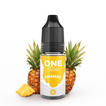 E-Liquide Ananas One Taste E.Tasty | Création Vap