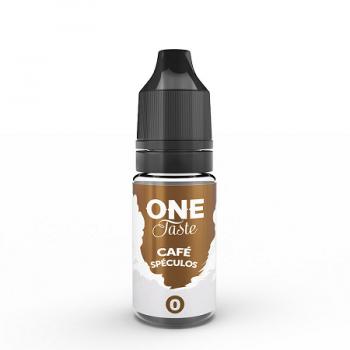 E-Liquide Café Speculos One Taste E.Tasty | Création Vap