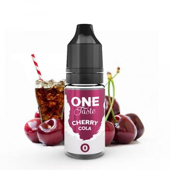 E-Liquide Cherry Cola One Taste E.Tasty | Création Vap