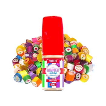 Concentré Sweet Fruit Dinner Lady 30 Ml | Création Vap
