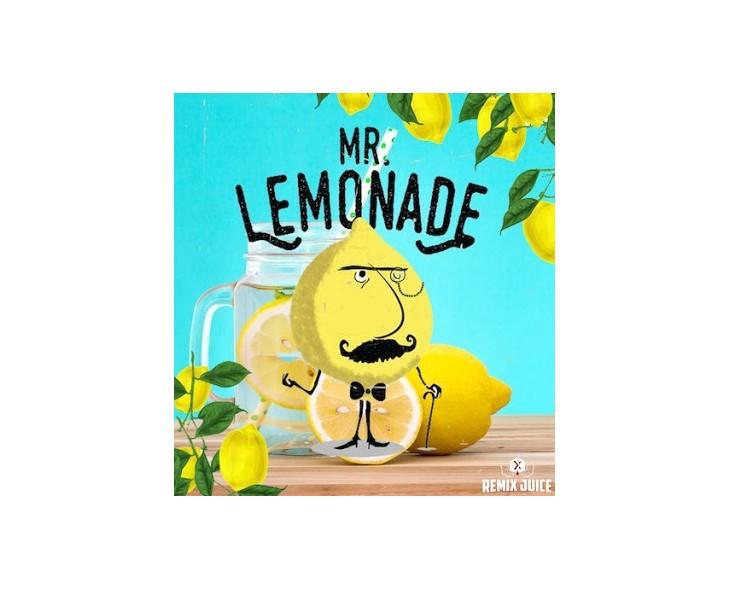E-Liquide Monsieur Lemonade Remix Juice | Création Vap
