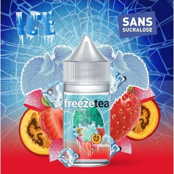 Concentré Fraise Tagada Freeze Tea Ice Made In Vape | Création Vap
