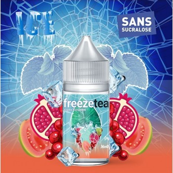 Concentré Groseille Grenade Freeze Tea Ice Made In Vape | Création Vap
