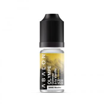 Le E-Liquide Olympe Abalon | Création Vap