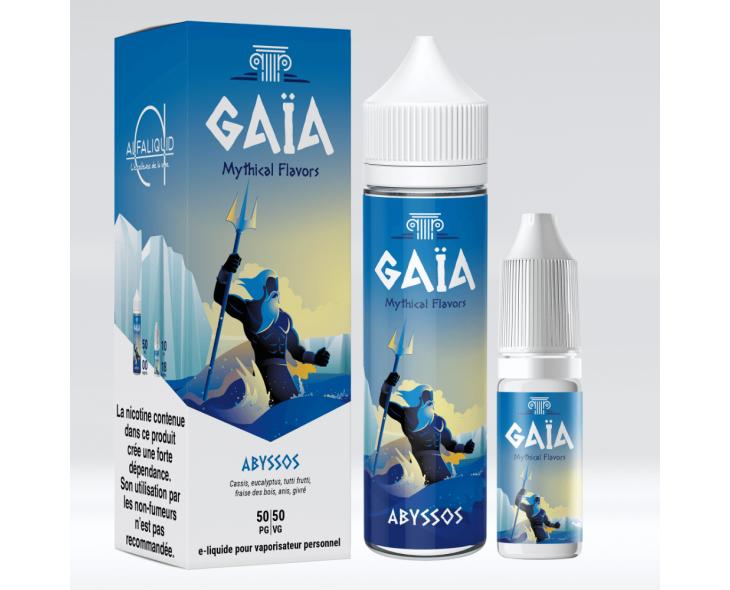 E-Liquide Abyssos Gaïa 60 Ml Alfaliquid | Création Vap