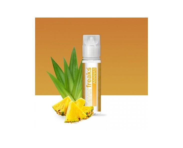 E-Liquide Ananas Flavor Freaks 50 Ml | Création Vap