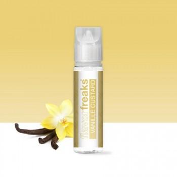 E-Liquide Vanille Custard Flavor Freaks 50 Ml | Création Vap