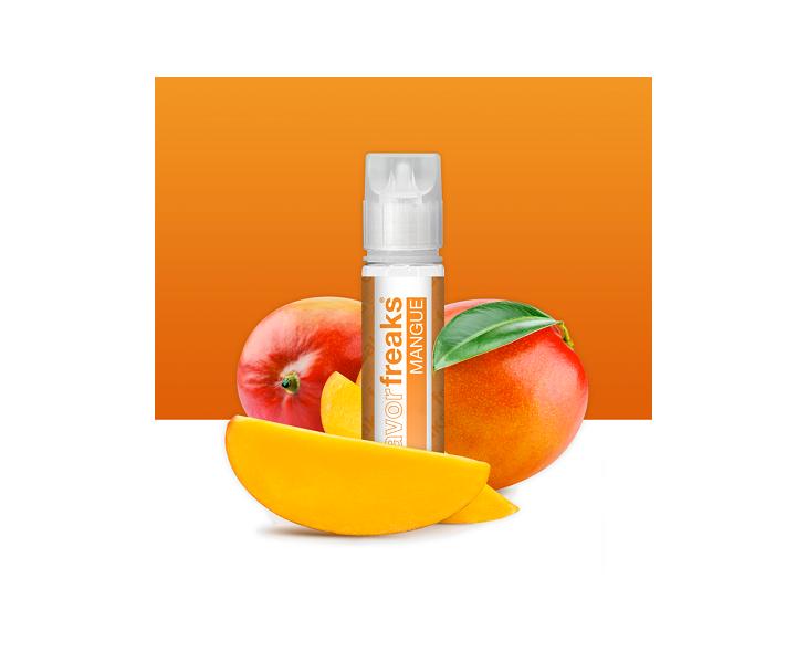 E-Liquide Mangue Flavor Freaks 50 Ml | Création Vap