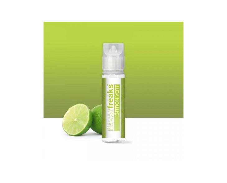 E-Liquide Citron Vert Flavor Freaks 50 Ml | Création Vap