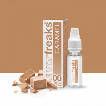 E-Liquide Caramel Flavor Freaks | Création Vap