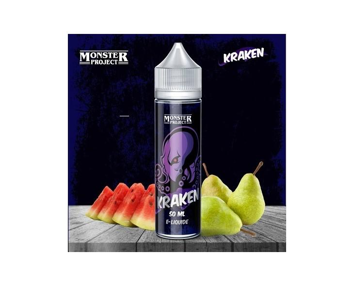 E-Liquide Kraken Monster Freaks 50 Ml | Création Vap