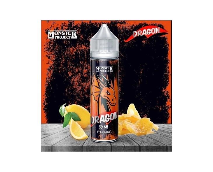 E-Liquide Dragon Monster Freaks 50 Ml | Création Vap