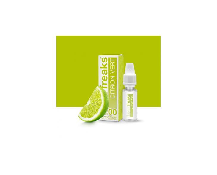 E-Liquide Citron Vert Flavor Freaks   Création Vap