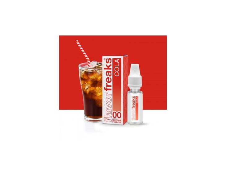 E-Liquide Cola Flavor Freaks | Création Vap