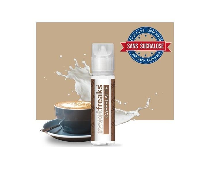 E-Liquide Caffe Latte Sweet Freaks 50 Ml | Création Vap