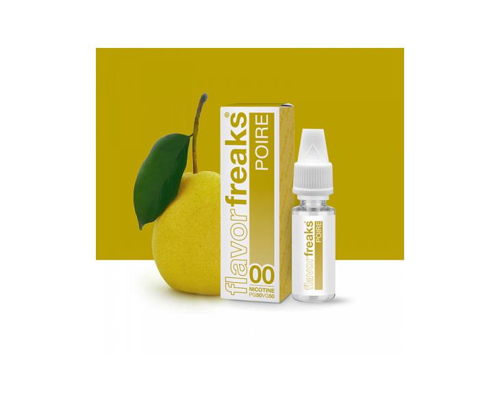 E-Liquide Poire Flavor Freaks | Création Vap