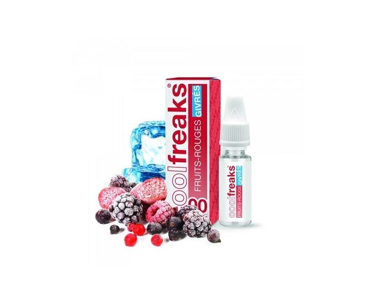 E-Liquide Fruits Rouges Givrées Cool Freaks | Création Vap