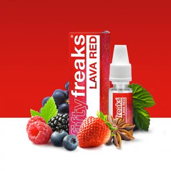 E-Liquide Lava Red Fifty Freaks | Création Vap