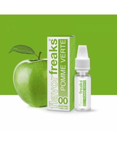 E-Liquide Pomme Verte Flavor Freaks | Création Vap