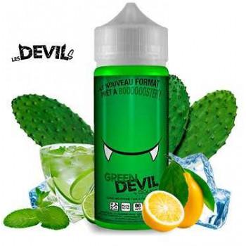 E-liquide Green Devil 90 Ml | Création Vap