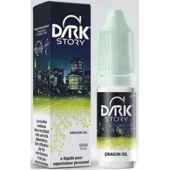 E-liquide Dragon Oil Dark Story Alfaliquid | Création Vap