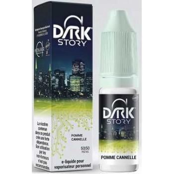 E-liquide Pomme Cannelle Dark Story Alfaliquid | Création Vap