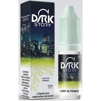 E-liquide Fort De France Dark Story Alfaliquid | Création Vap