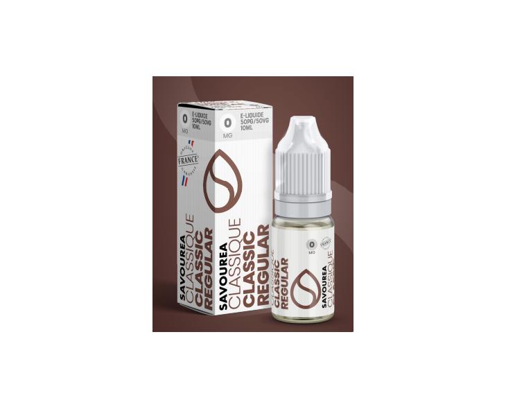 E-Liquide Classic Regular Savourea | Création Vap