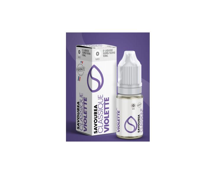 E-Liquide Violette Savourea | Création Vap