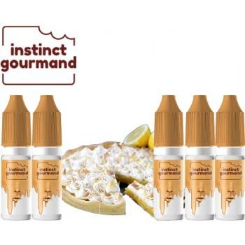 Pack Covid E-Liquide Lemon Pie Instinct Gourmand Alfaliquid | Création Vap