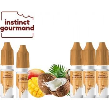 Pack Covid E-Liquide Khao & Mango Instinct Gourmand Alfaliquid | Création Vap