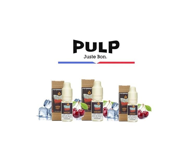 Pack Covid E-Liquide Cherry Frost Pulp   Création Vap