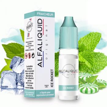 E-Liquide Ice Rocket Alfaliquid | Création Vap