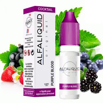 E-Liquide Purple Blood Alfaliquid | Création Vap