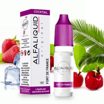 E-Liquide Fort De France Alfaliquid | Création Vap