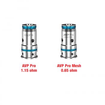 Résistance AVP Pro Aspire | Création Vap
