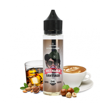 E-Liquide Santiago Dictaloca 50 Ml Savourea | Création Vap