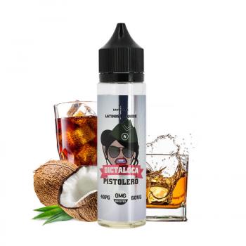 E-Liquide Pistolero Dictaloca 50 ml Savourea | Création Vap