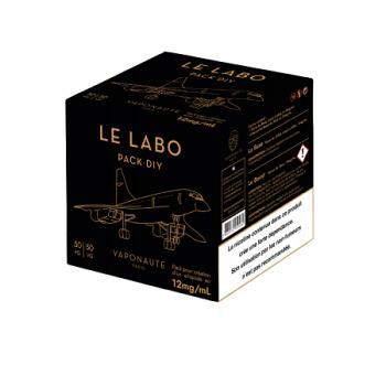 Pack DIY Le Labo Vaponaute | Création Vap