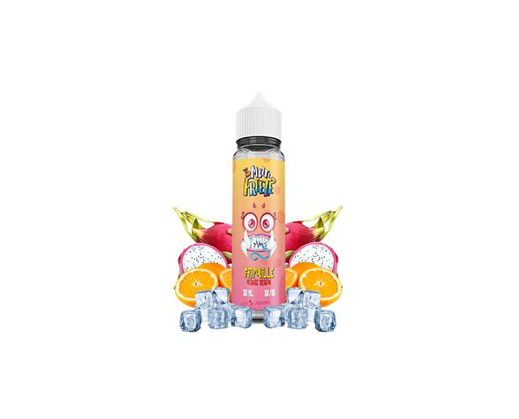 E-Liquide Fripouille Multi Freeze Liquideo 50 Ml | Création Vap
