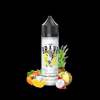 E-liquide Cocktails Jaune The Brave | Création Vap
