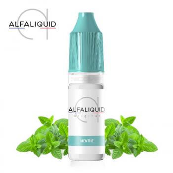 E-Liquide Menthe Alfaliquid 0 MG | Création Vap