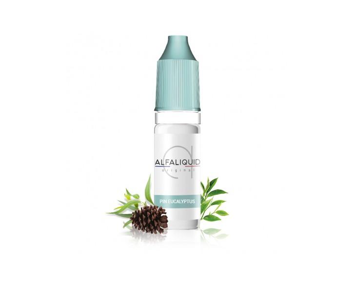 E-Liquide Pin Eucalyptus Alfaliquid 16 MG | Création Vap