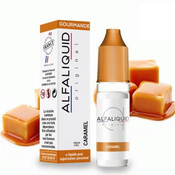 E-Liquide Caramel Alfaliquid 3 MG | Création Vap