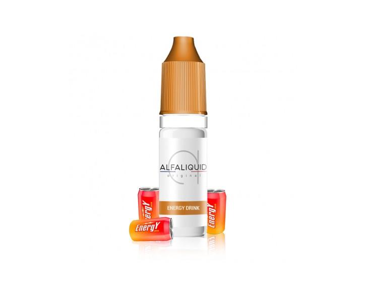 E-Liquide Energy Drink Alfaliquid   Création Vap