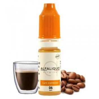E-Liquide Café Expresso Alfaliquid | Création Vap