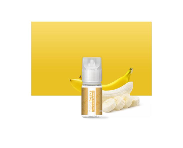 Arôme Concentré Banane Flavor Freaks   Création Vap
