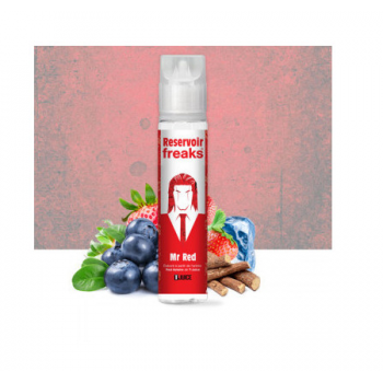 E-Liquide Mr Red Reservoir Freaks | Création Vap