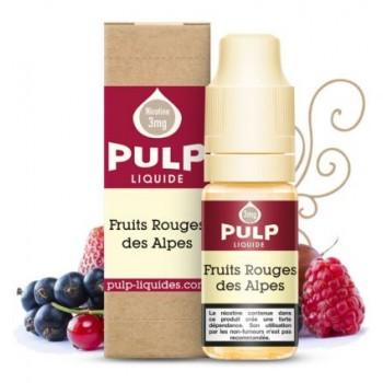 E-Liquide Fruits Rouges Des Alpes Pulp | Création Vap