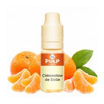 E-Liquide Clémentine De Sicile Pulp | Création Vap